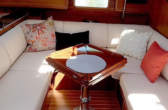 Charter a Catalina 445 sailboat | Haven Charters Rock Hall