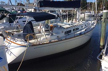 bareboat charter chesapeake bay